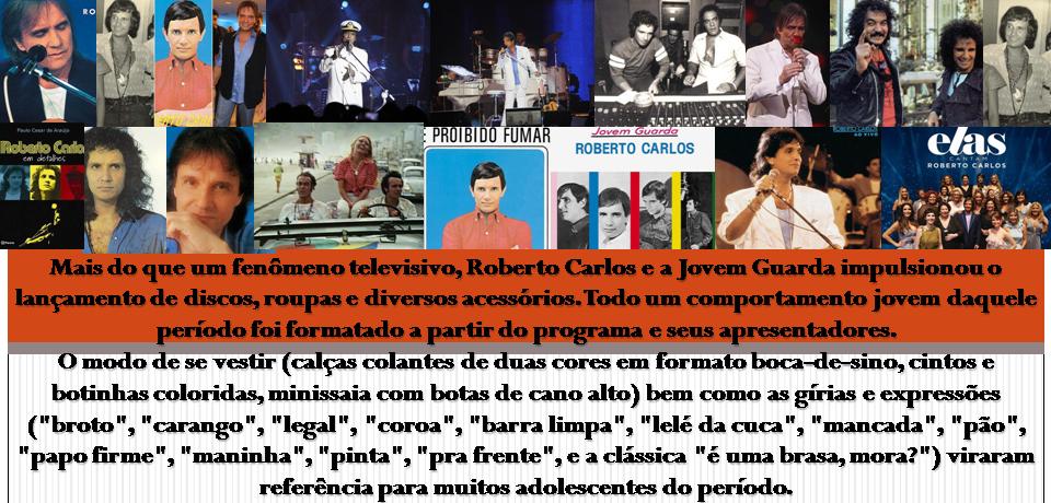 Roberto Carlos - Clique e ouça!