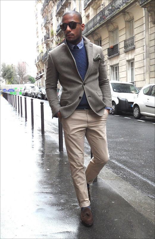 French men fashion