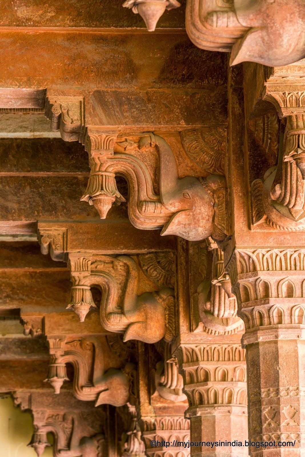 Diwan-I-Am Amer Fort Jaipur