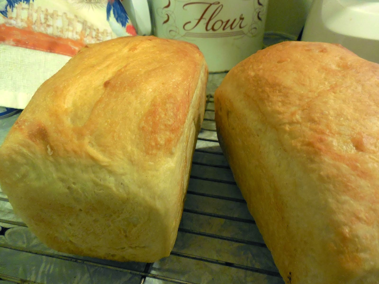 Easy No Knead Bread..