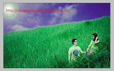 Edit Foto Pre Wedding Dengan Photoshop Cs3
