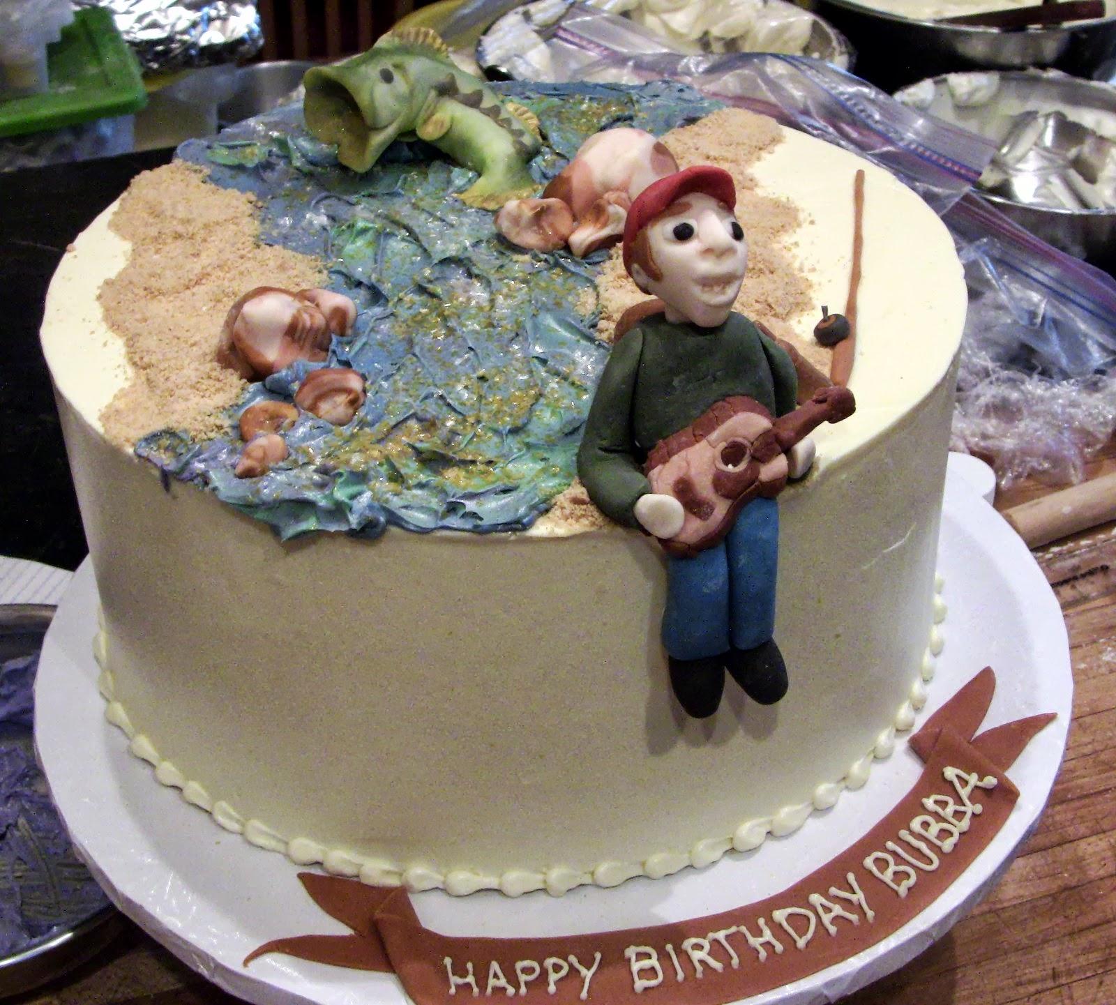 Bubba Cakes By Rachel