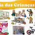 Brinquedos para o Dia das Crianças