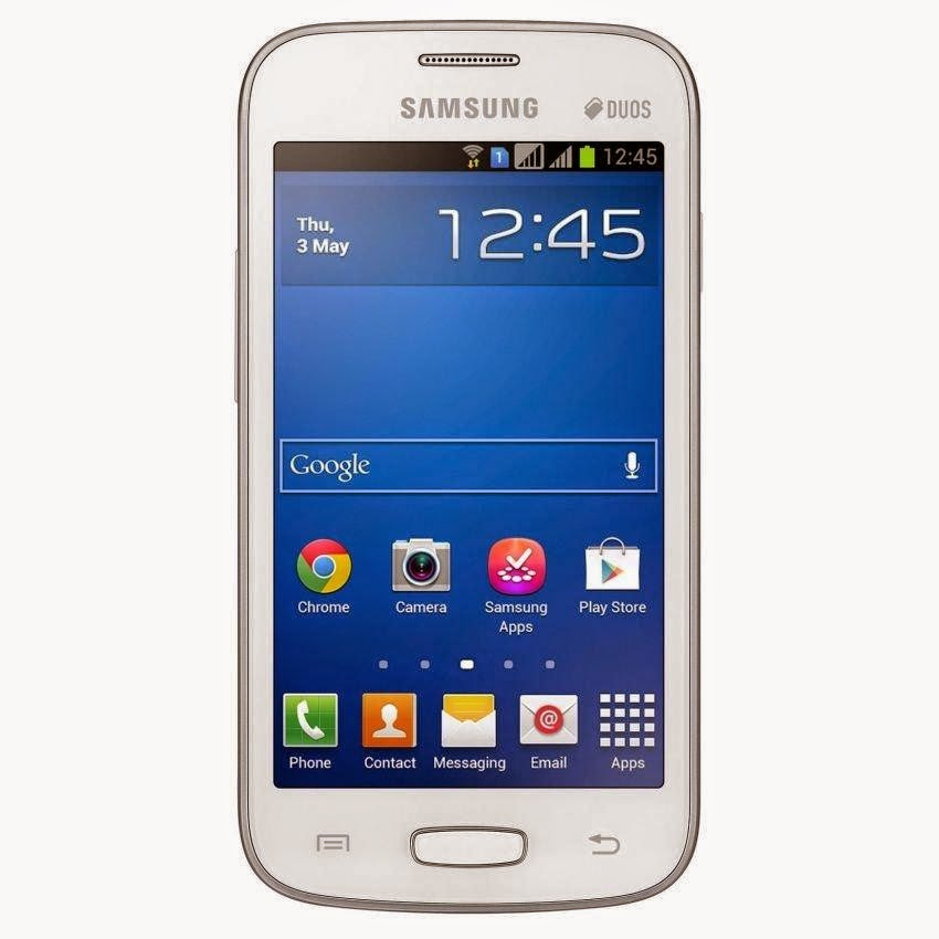 Spesifikasi Dan Harga Samsung Galaxy Star Plus (Pro) GT-S7262