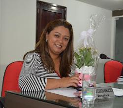 Vereadora Claudiceia Rocha (PSB) Tabira