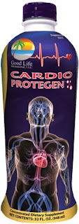 Cardio Protegen Liquid L-Arginine Vitamin Supplement