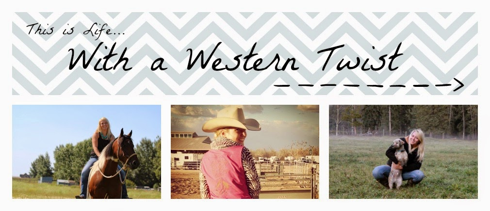 With A Western Twist