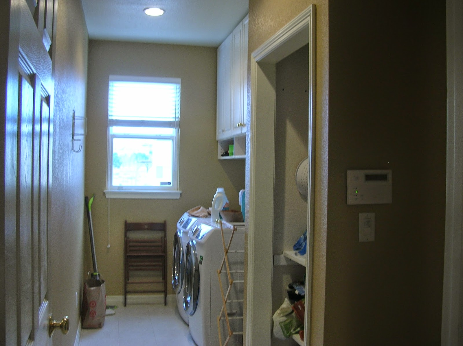 Living Design Laundry Room Updates