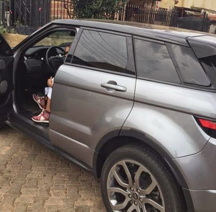 Popular Nigerian Singer Chidinma Acquires a N30million Range Rover
