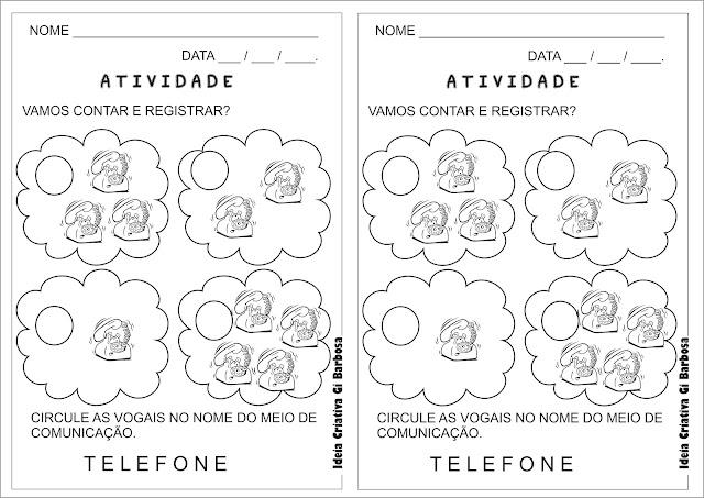 Atividade Interdisciplinar Meios de Comunicação