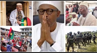 This is reason Why Buhari Is Determined To Kill All Igbos' – MASSOB