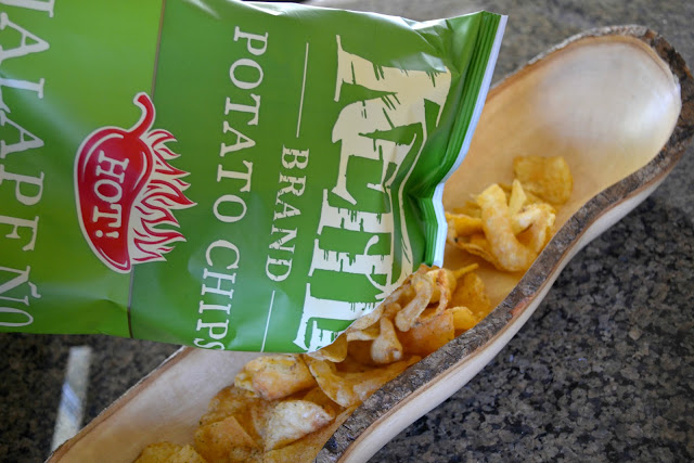 #KettleMadness Kettle Brand Jalepeno chips #cbias