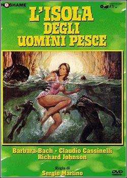 Download - A Ilha dos Homens-Peixe DVDRip - RMVB - Dublado