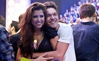 Melhores momentos da Grande Final BBB13 - Andressa e Nasser Abraçados