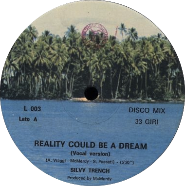 Silvy Trench Reality Could Be A Dream