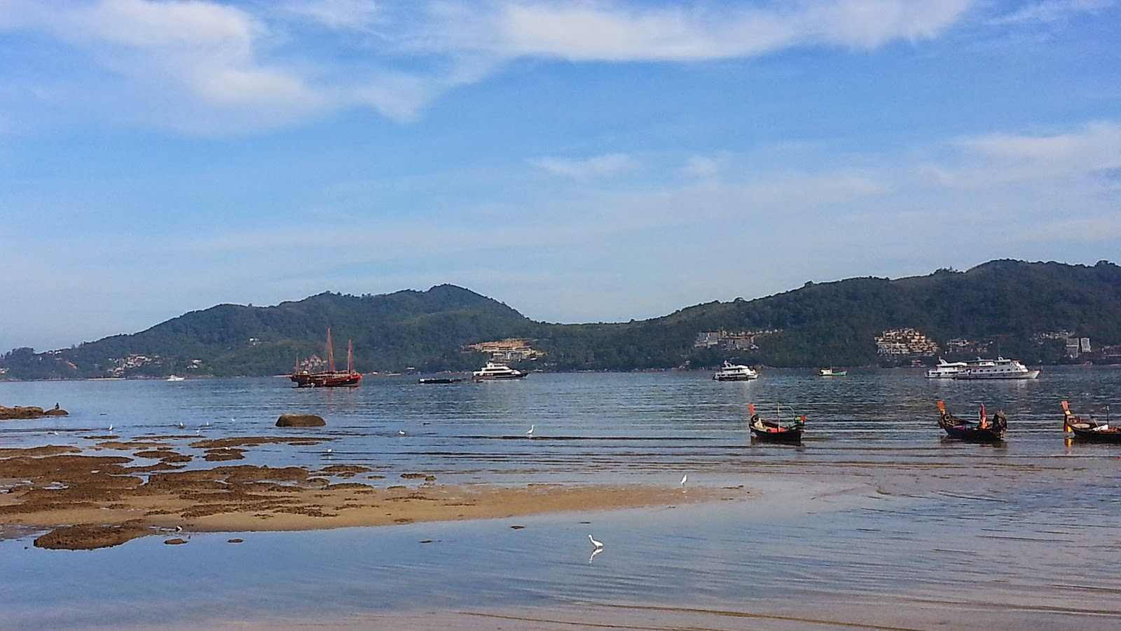 Patong Beach December 2014