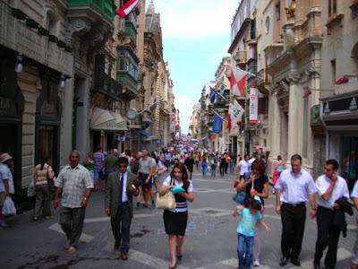 malta turismo