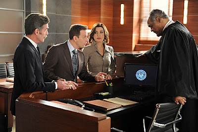 The Good Wife S04E20. Rape: A Modern Perspective