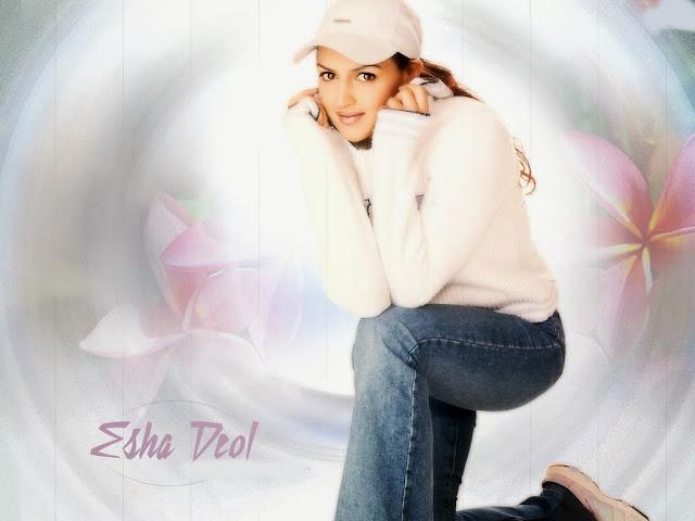 Esha Deol HD Wallpaper