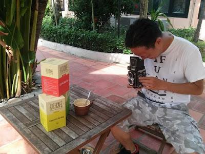ArchCafé cuối tuần với cách pha cafe truyền thống