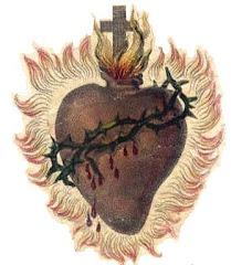 Pray the Sacred Heart Novena for us as we travel