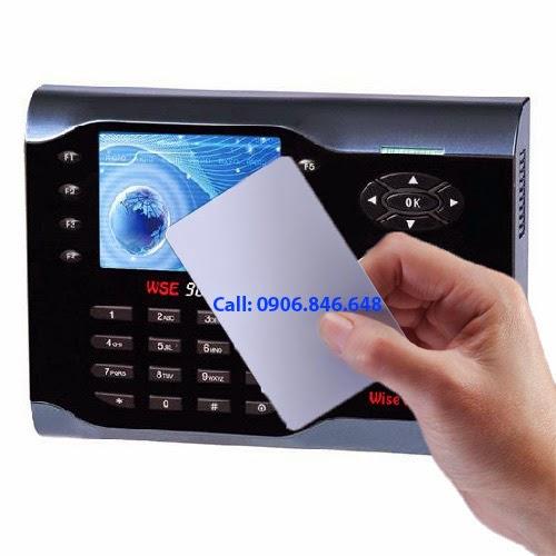 Thẻ từ dùng cho máy chấm công wise eye wse-9079