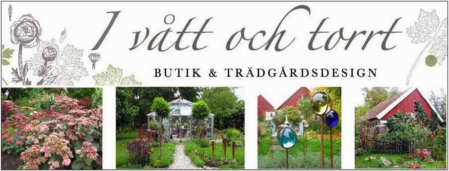 I Vått och Torrt Trädgårdsdesign