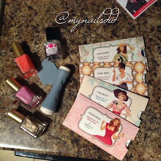 nil mail moYou stamping & loreal