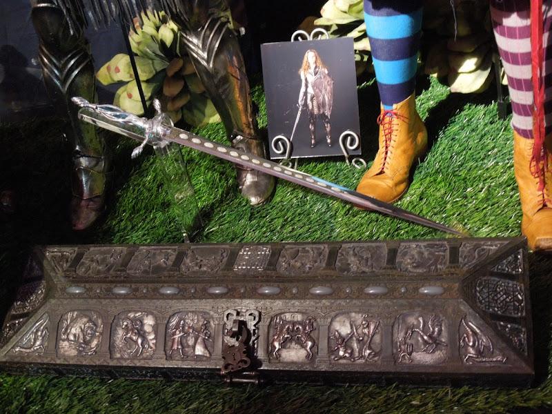 Alice Wonderland Vorpal Sword prop