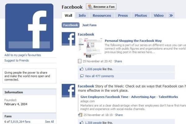 Facebook Fan Page. Kotabumi Lampung Utara