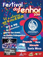 VEM AI FESTIVAL DO SENHOR 2016