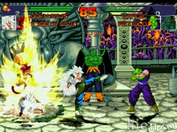 DragonBall AF Mugen PC Gameplay