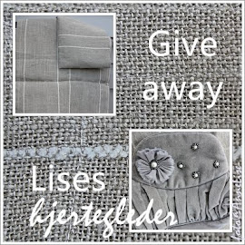 give away hos Lises hjertegleder