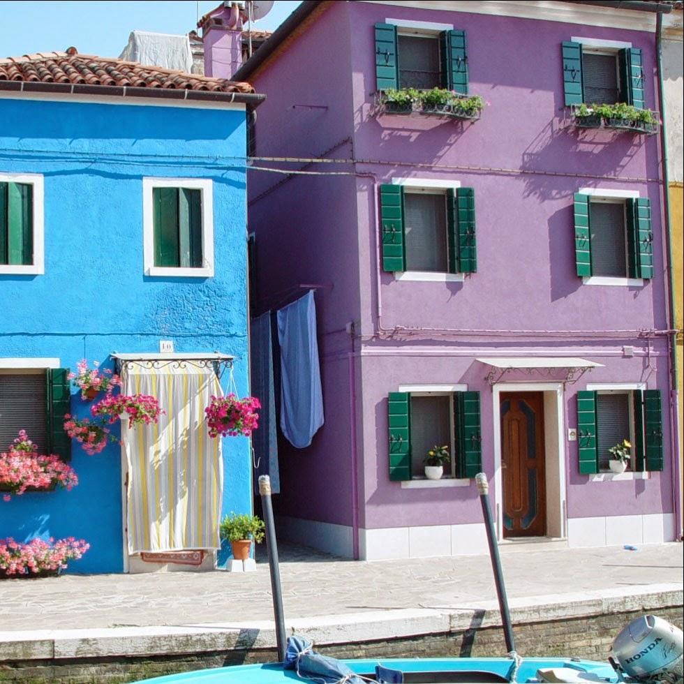 Amedeo liberatoscioli scegliere il colore per i muri esterni di una casa - Pittura esterna casa ...