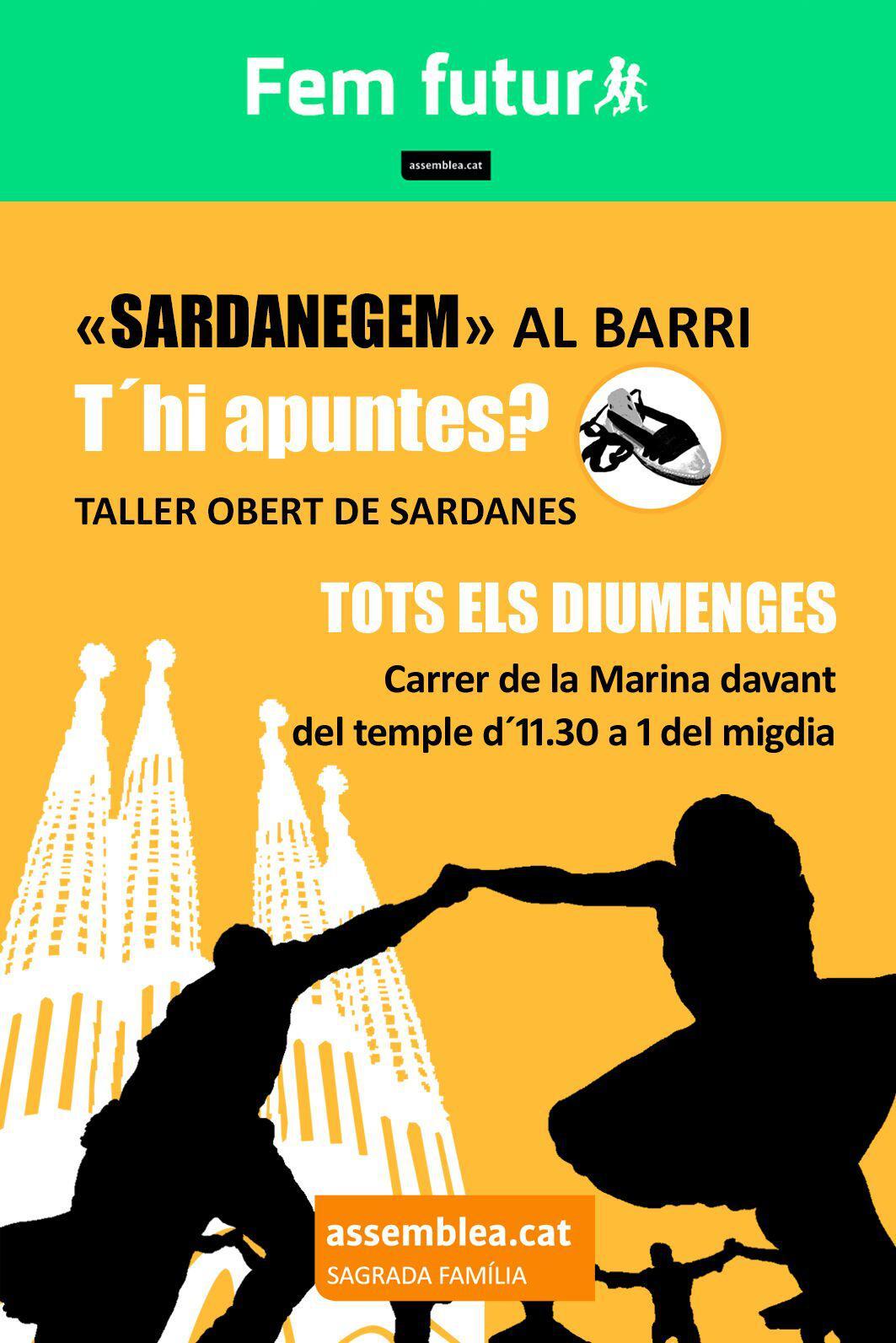 «Sardanegem» i els panjabis, diumenge 28 de maig