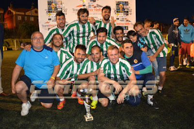 Maratón Fútbol-7 Aranjuez SMT