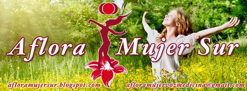 Aflora Mujer Sur
