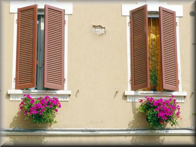 Milito infissi milito infissi finestre serramenti legno - Finestre in legno lamellare ...