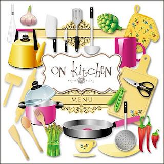 Im genes de elementos de cocina para fotomontajes for Elementos de cocina