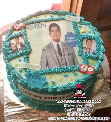 Kue Tart Untuk Papa Daerah Surabaya - Sidoarjo