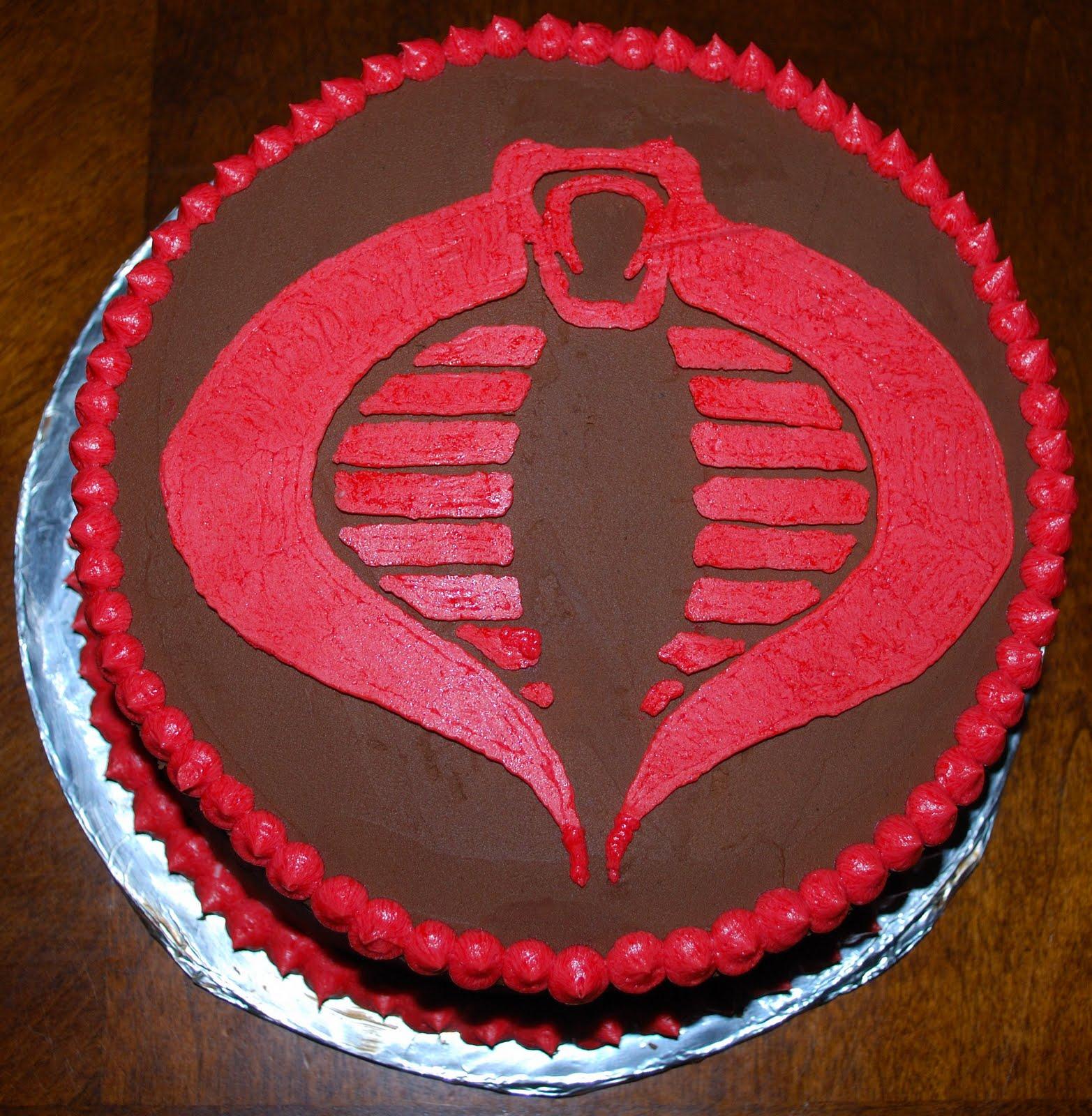 Kristy's Kreations: G.I. Joe Cake