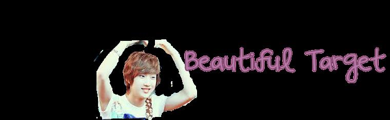 ♥ Beautiful Target ♥