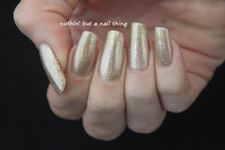 Models Own Glitter Gel Collection SHeer Sparkle