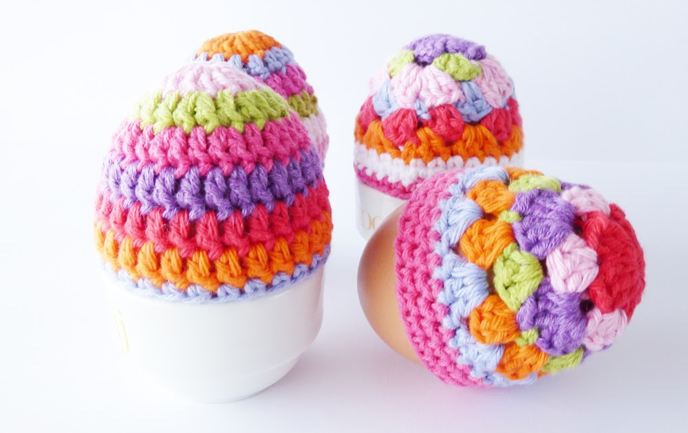 Love Of Crochet Com : For the Love of Crochet Along: Easter Egg Cozies!