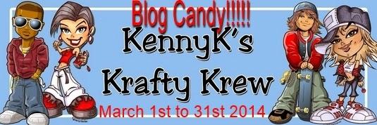 Candy bij Kenny K