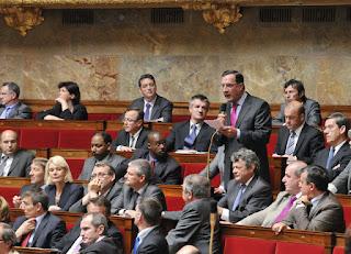 Séance des questions au gouvernement - juillet 2012