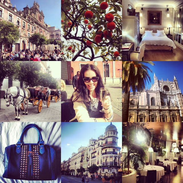 Sevilla Instagram travel photos