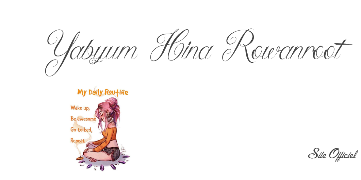 Yabyum Hina Rowanroot Site Officiel