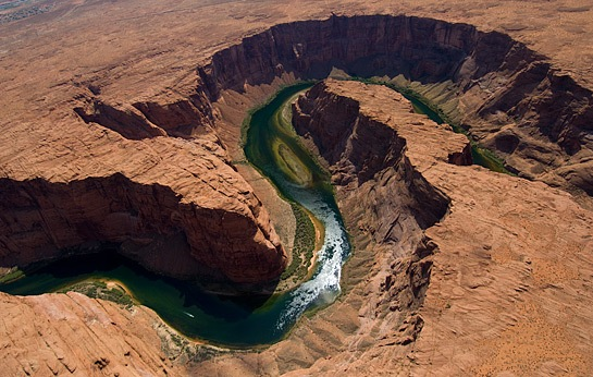 Horseshoe Bend, Grand Canyon-USA Seen On www.coolpicturegallery.us