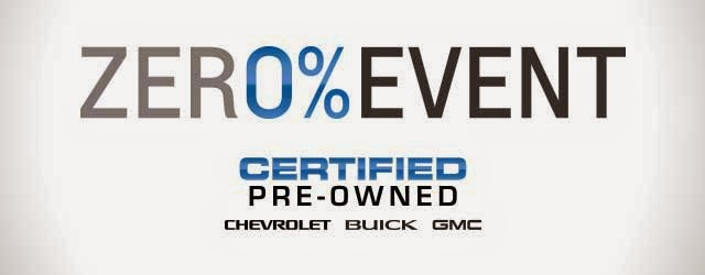 Heiser S Chevy Certified Pre Owned Zer0 Event Heiser Automotive
